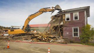 家の解体にかかる費用はいくらぐらいかかるの?